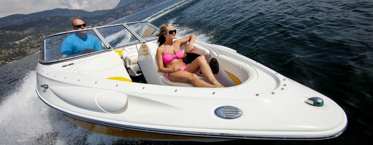 Marine Campion Powerboat