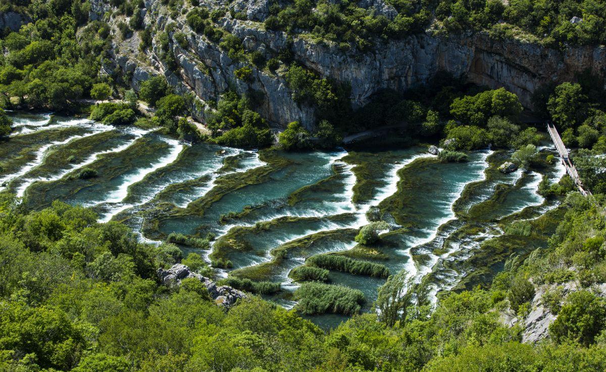 Shawn Talbot Croatia Travel Tourism Cascade