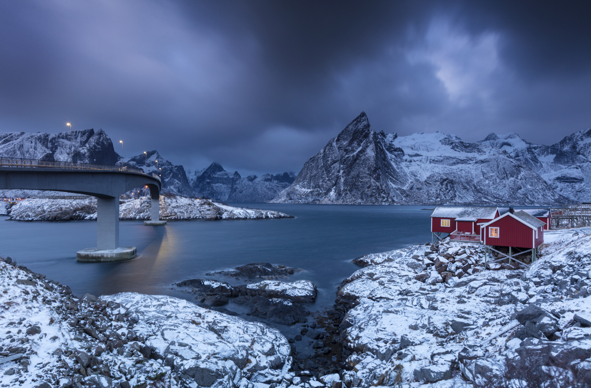 Shawn Talbot Norway Travel Tourism Eliassen Rorbuer