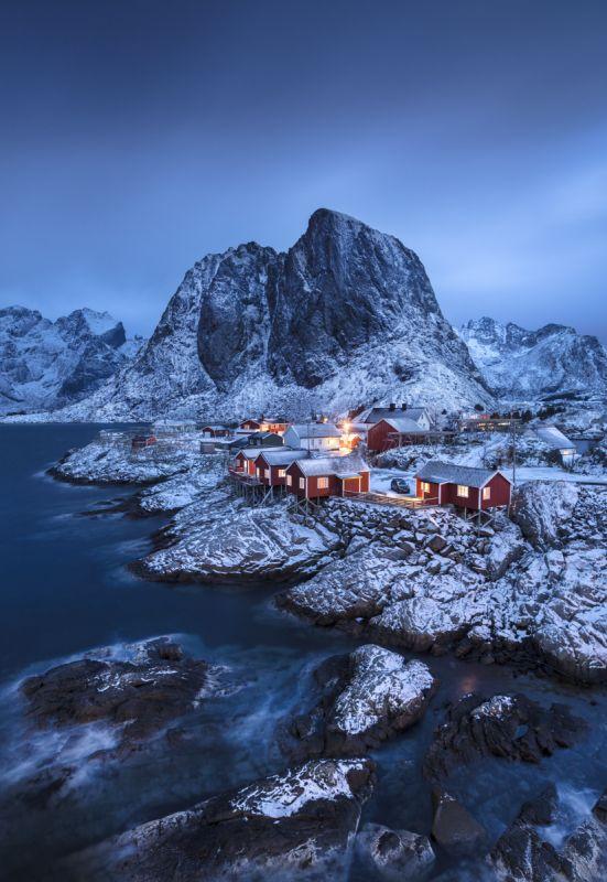 Shawn Talbot Norway Travel Tourism Hamnoy