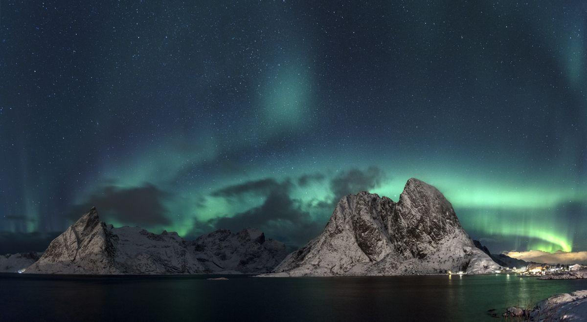 Shawn Talbot Norway Travel Tourism Northern Lights