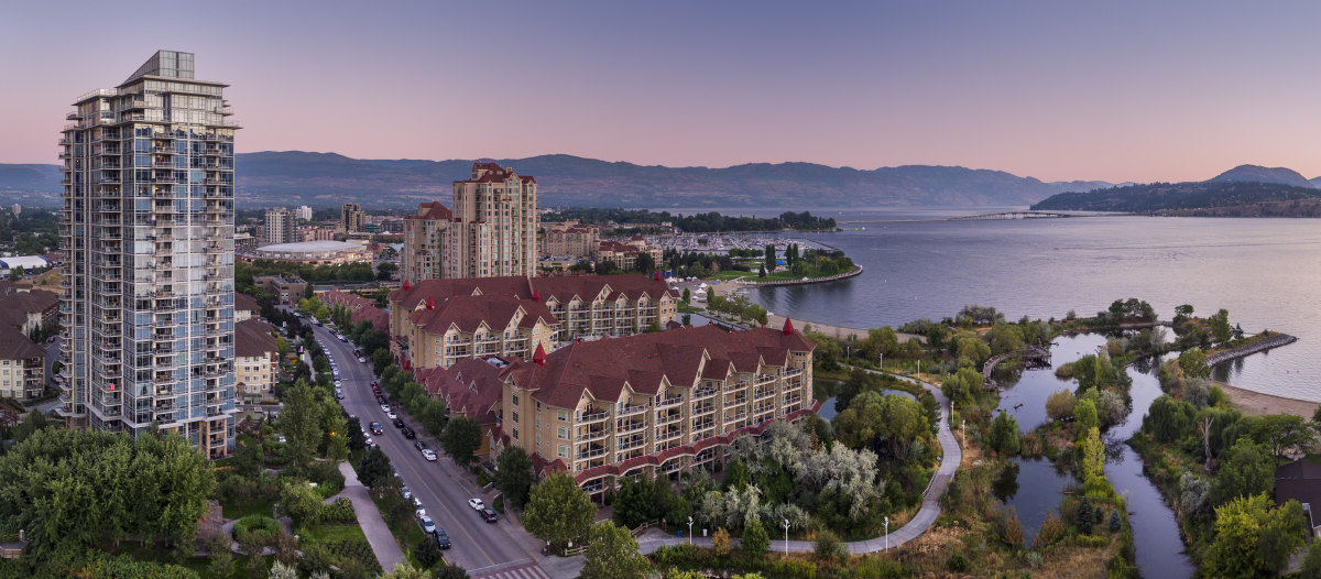 Kelowna Commercial Photographer - Kelowna Downtown