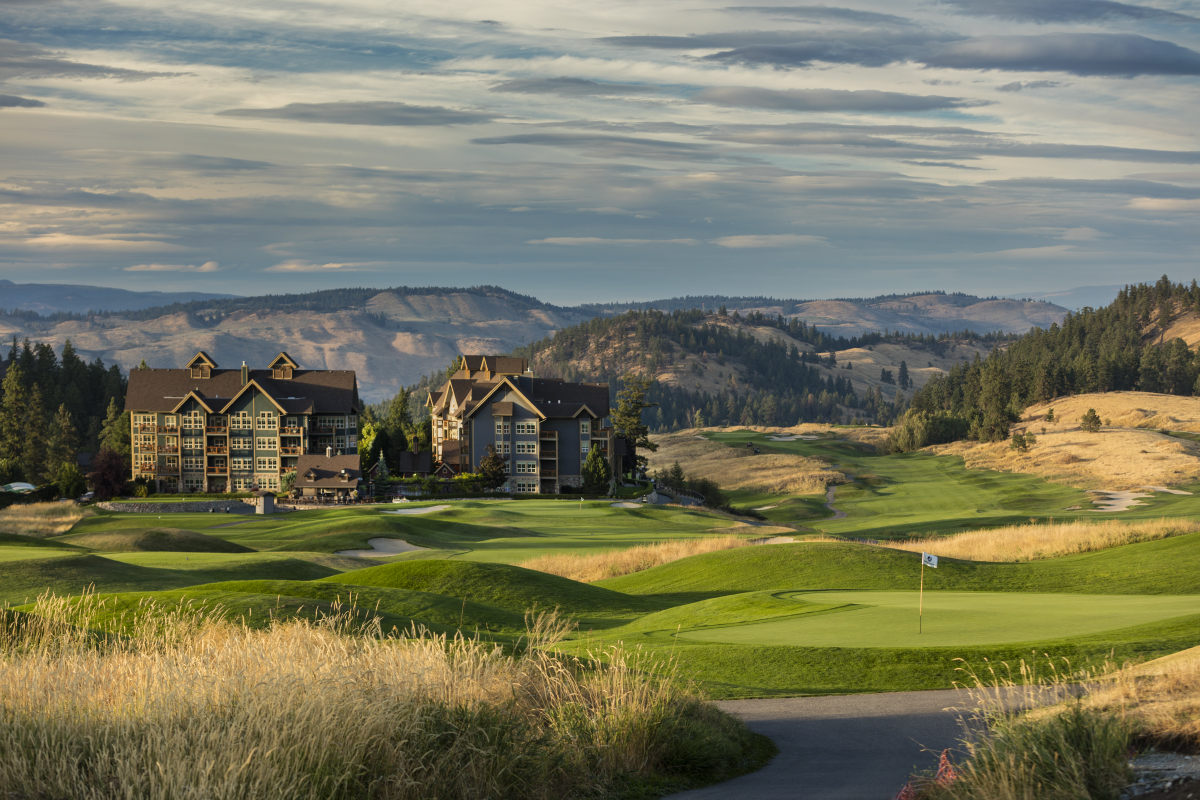 Commercial Photographer Kelowna - Predator Ridge Golf