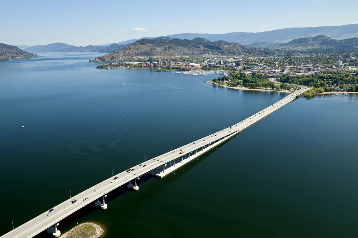 Shawn Talbot Kelowna Commercial Photographer Aerial