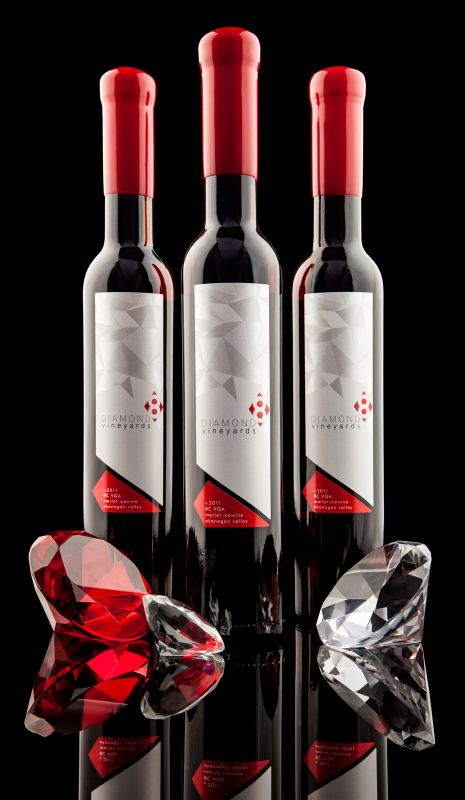 Shawn Talbot Advertising Commercial Photography Product Wine Bottles