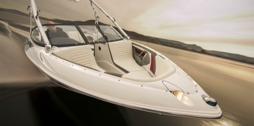 Shawn Talbot Kelowna Commercial Photographer campion boats