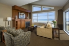 Shawn Talbot Kelowna Commercial Photographer parksville resort living room