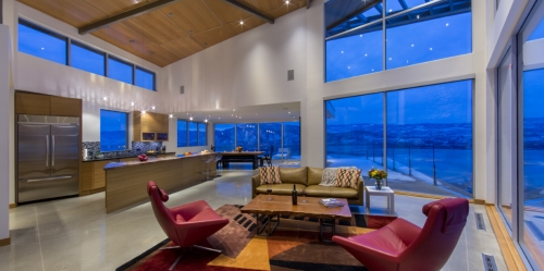 Shawn Talbot Kelowna Commercial Photographer architecture interior