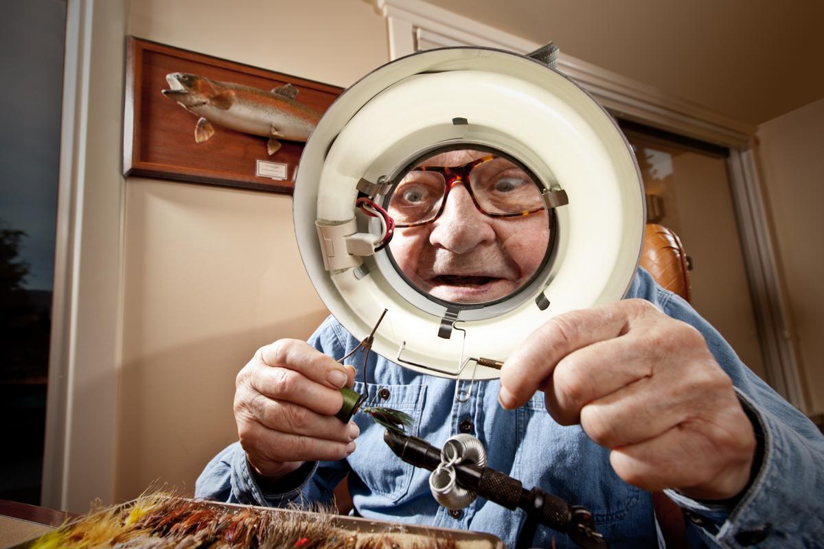 Shawn Talbot Kelowna Commercial Photographer regency retirement ad