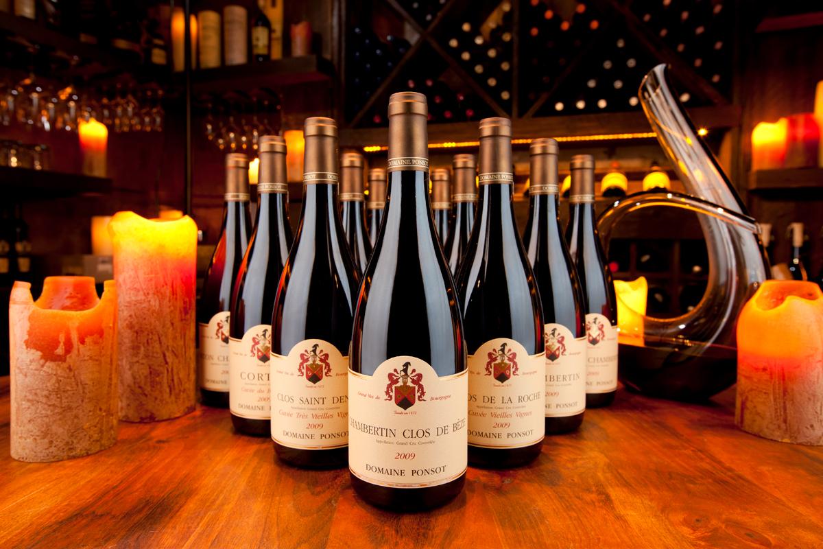 Shawn Talbot Kelowna Commercial Photographer wine bottles