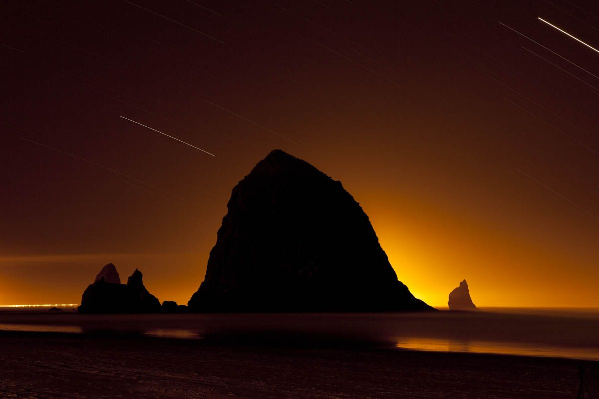 Shawn Talbot Kelowna Commercial Photographer Haystack Rock