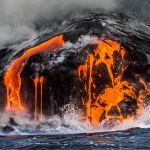 Shawn Talbot Kelowna Commercial Photographer Hawaii Lava Ocean Entry