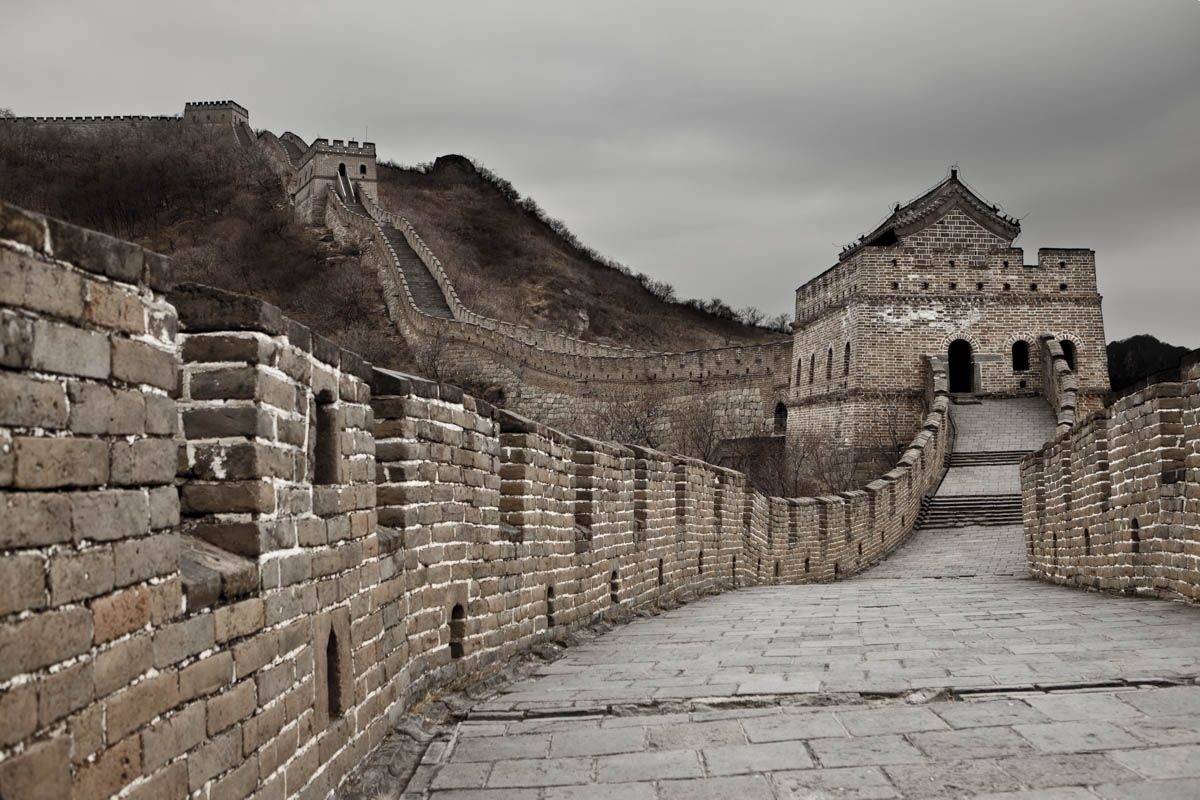 Shawn Talbot Kelowna Commercial Photographer Great Wall of China