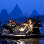 Shawn Talbot Kelowna Commercial Photographer Guilin Cormorant Fishermen
