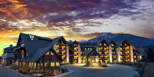 Architecture Shawn Talbot Luxury Hotel Resort Photographer Grand Rockies Resort