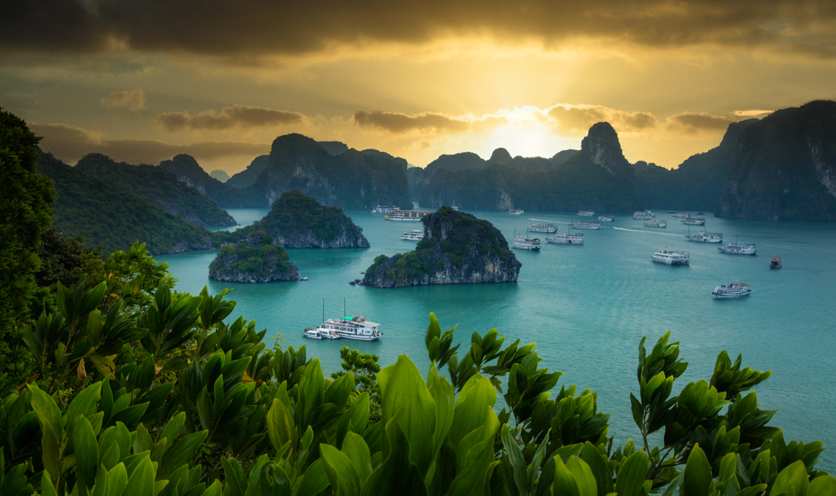 Halong Bay by Shawn Talbot Photography