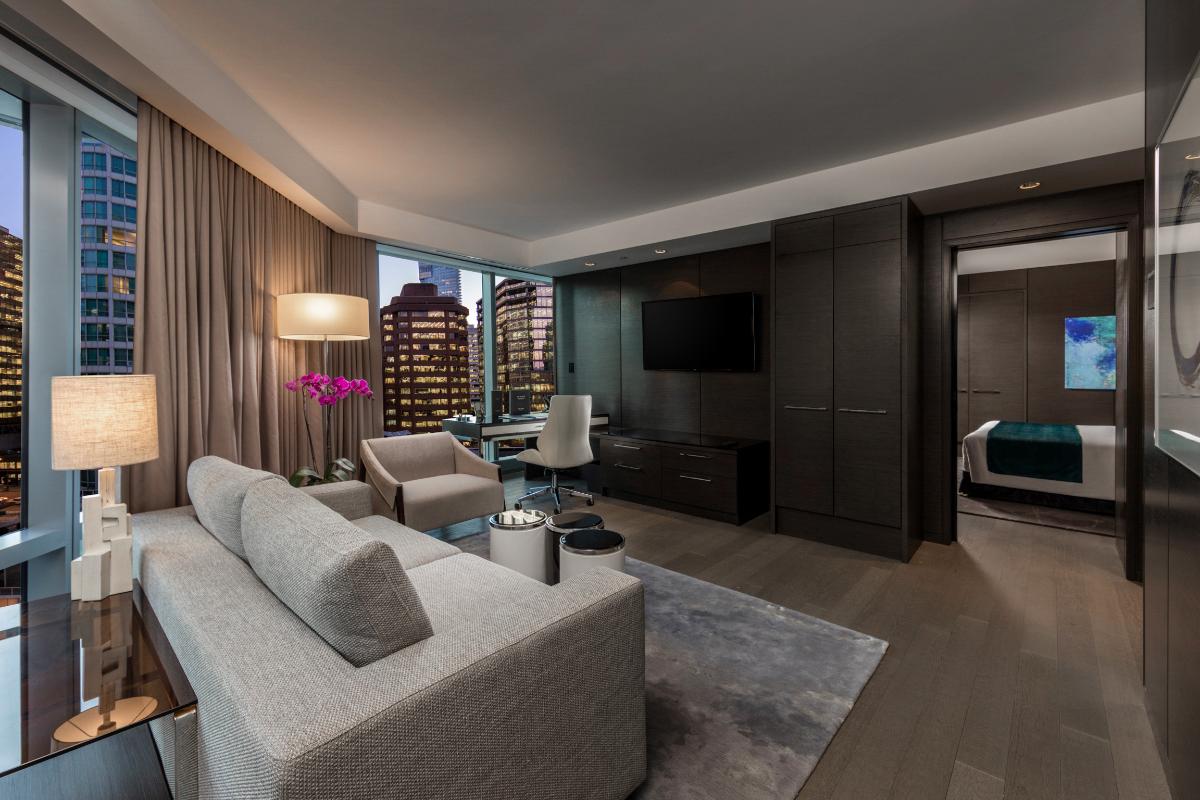 Architecture Shawn Talbot Luxury Hotel Resort Photographer Trump Suite