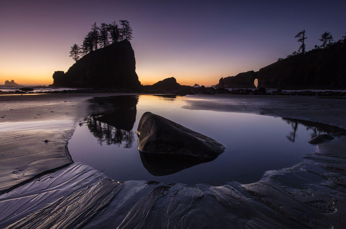 Shawn Talbot Travel Tourism Washington Beach