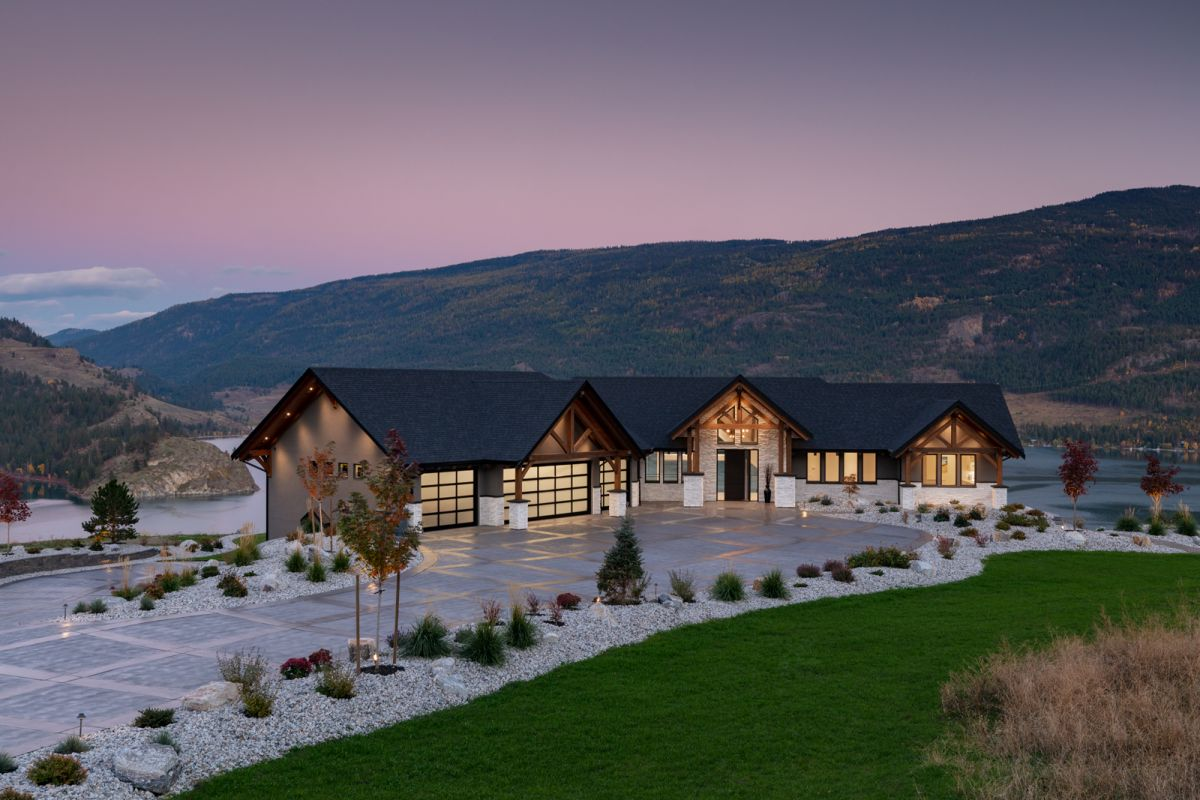 Shawn Talbot Kelowna Commercial Photographer exterior architectural