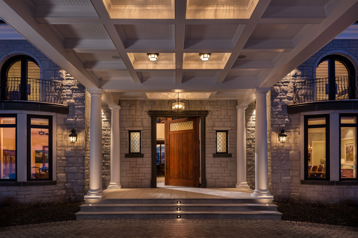Architectural Shawn Talbot Luxury Hotel Resort Photography Lobby