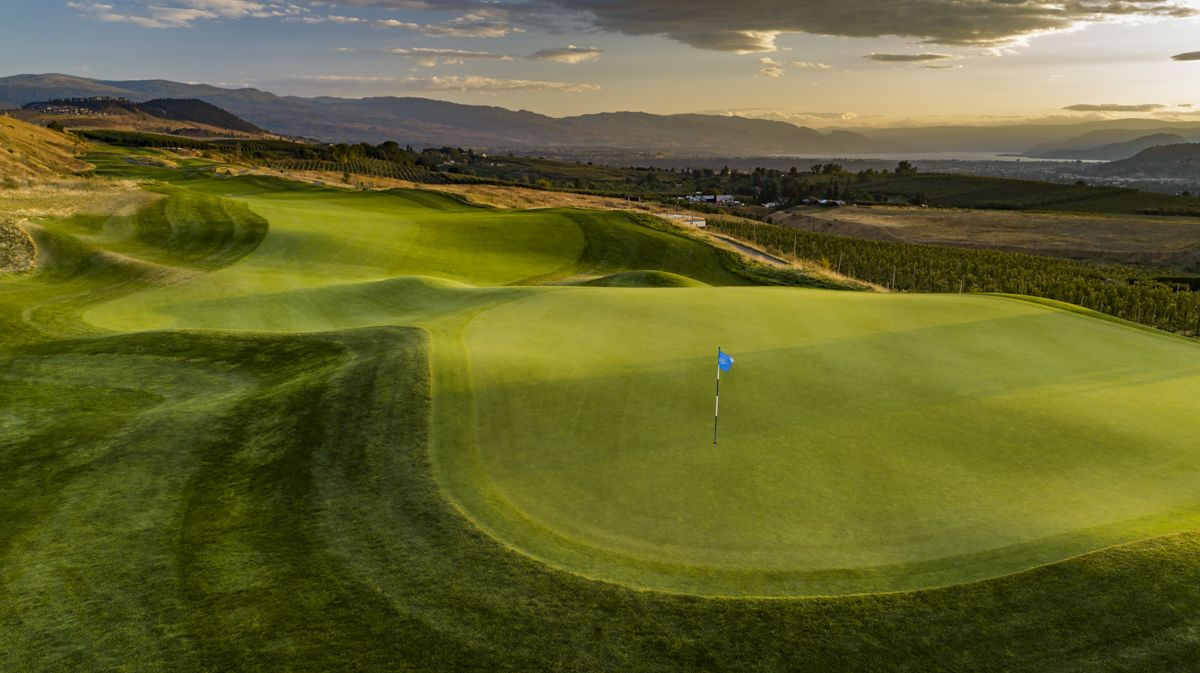 Shawn Talbot Kelowna Commercial Photographer tower ranch golf
