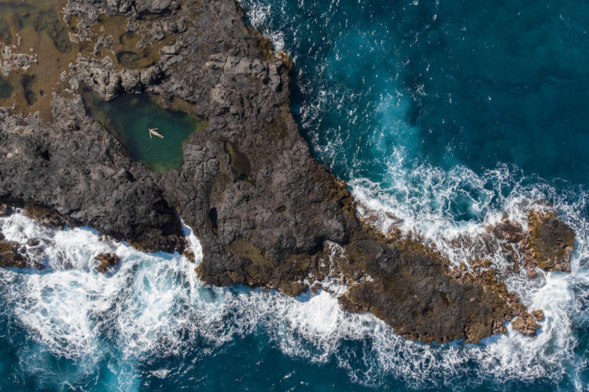 Shawn Talbot Kelowna Commercial Photographer aerial maui
