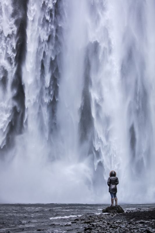 Shawn Talbot Kelowna Commercial Photographer iceland waterfall