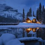 Shawn Talbot Kelowna Commercial Photographer emerald lake lodge architecture