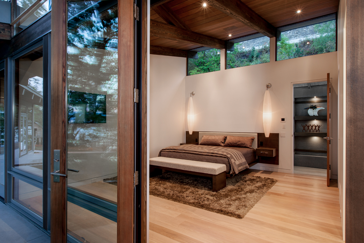 West Coast Guesthouse Architecture Photography by Shawn Talbot