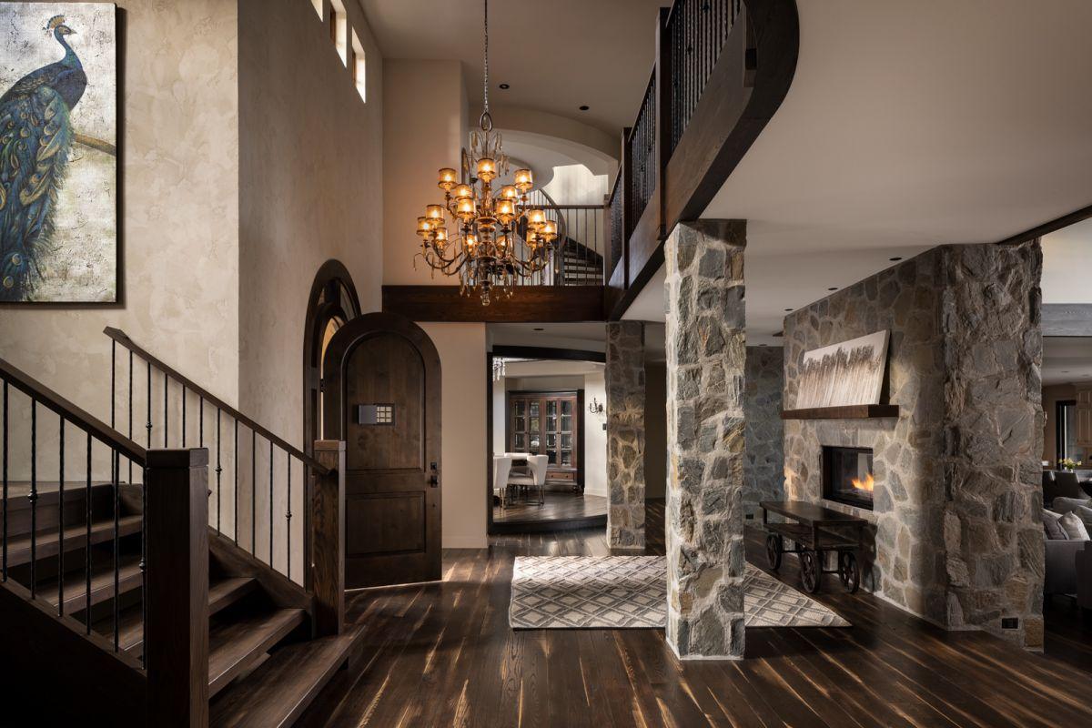 Shawn Talbot Architectural Interior Photography Luxury Entrance Doorway