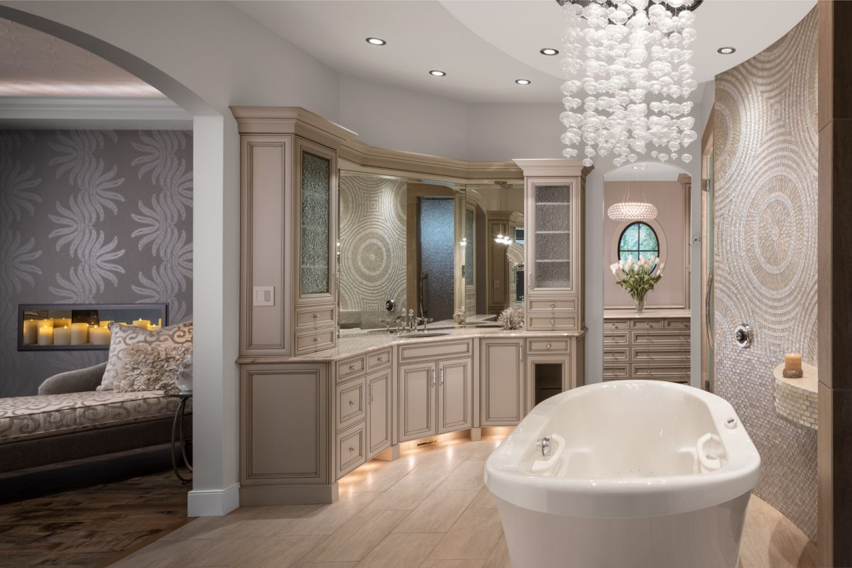 Shawn Talbot Architectural Interior Photography Luxury Master Ensuite Bathtub