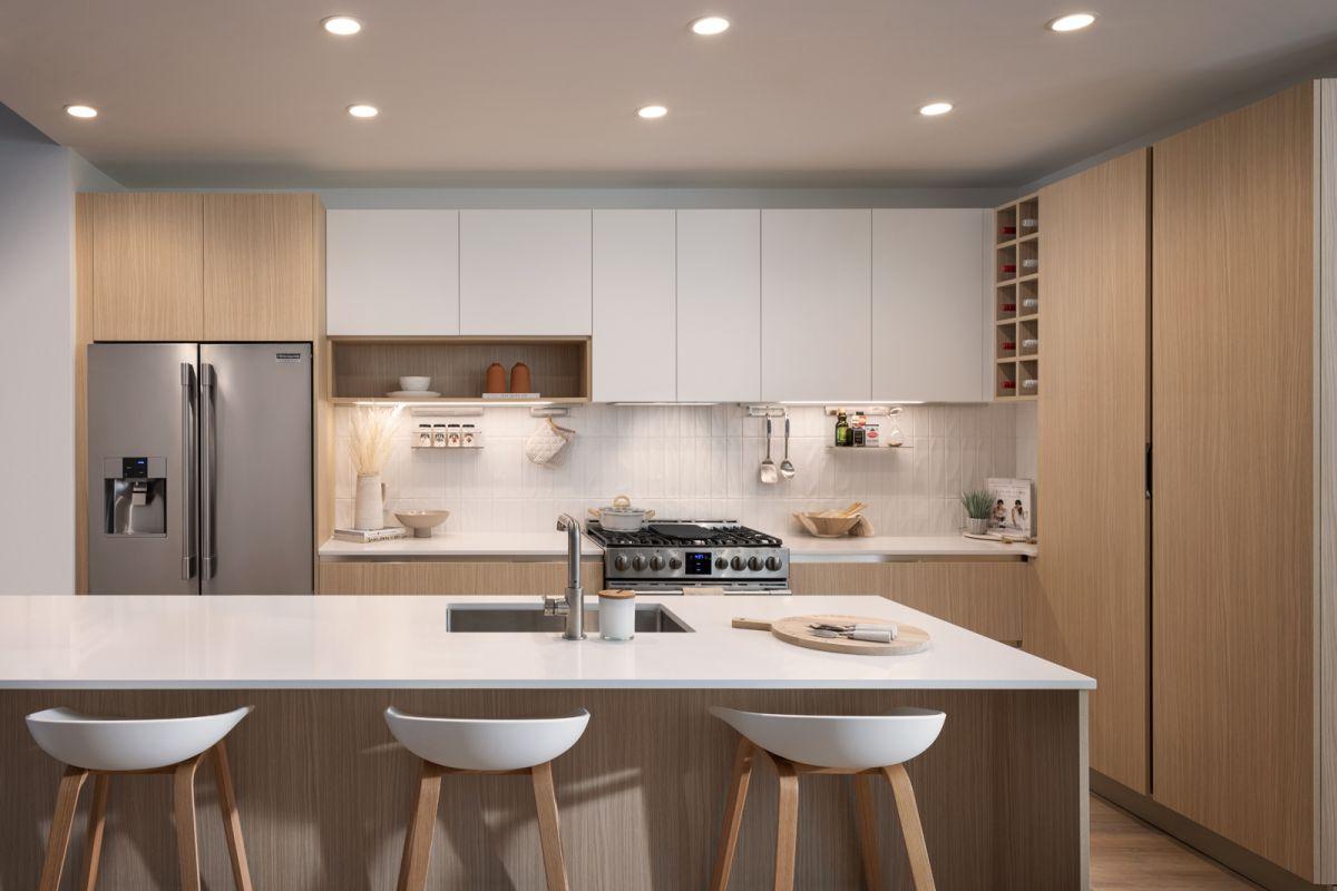 Shawn Talbot Architectural Interior Photography Sunlit Kitchen