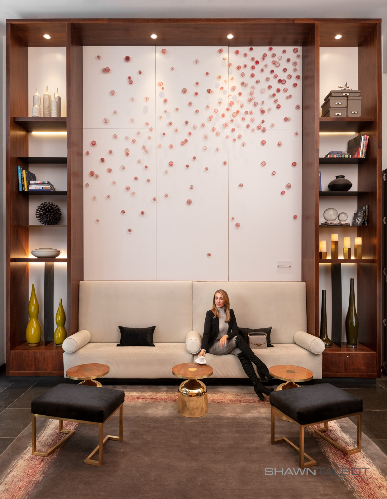 Shawn Talbot Architectural Photographer Toronto Hotel Interior